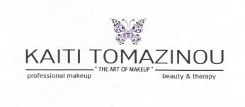 KAITI TOMAZINOU | MAKE UP ARTIST | ΠΕΡΙΣΤΕΡΙ